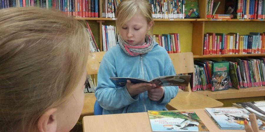 Gemeinschaftsgrundschule Zwirnerstrasse Leseclub
