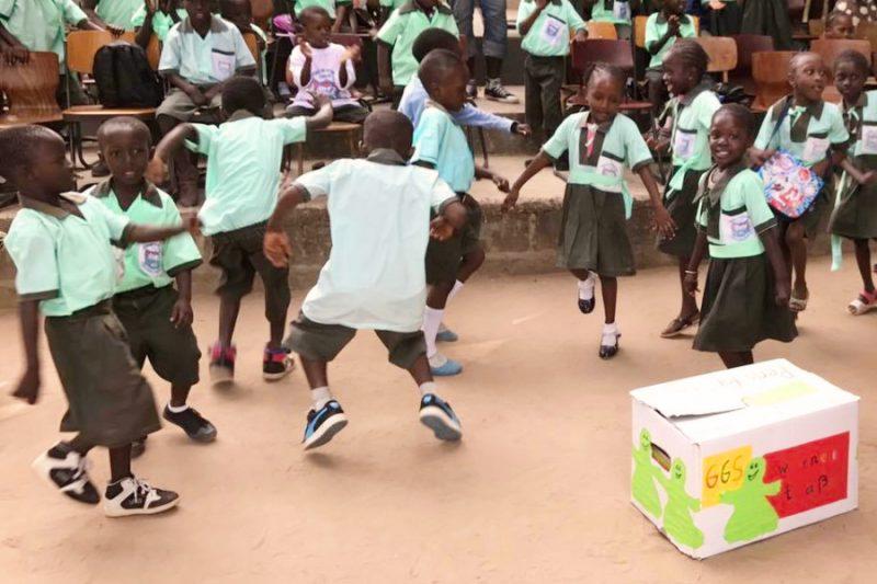 Gemeinschaftsgrundschule Zwirnerstrasse Pens For Africa