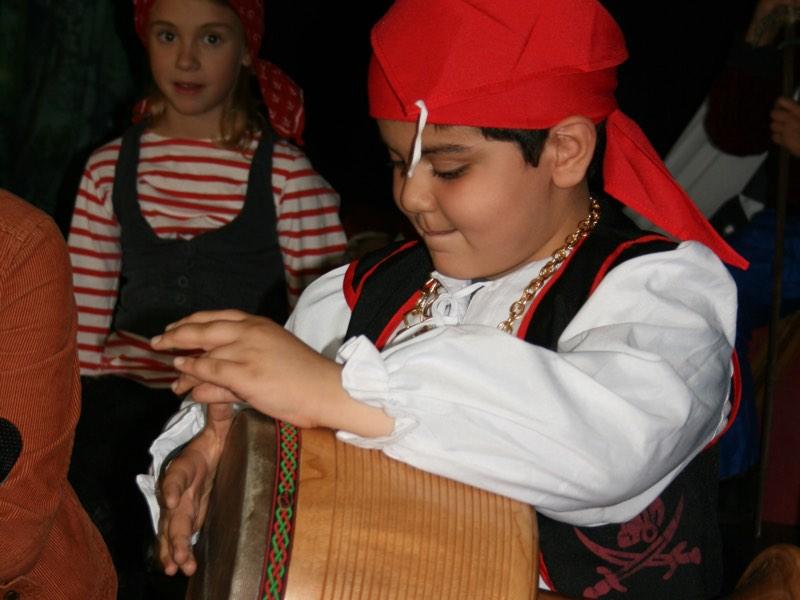 Gemeinschaftsgrundschule Zwirnerstrasse Wochenfeier