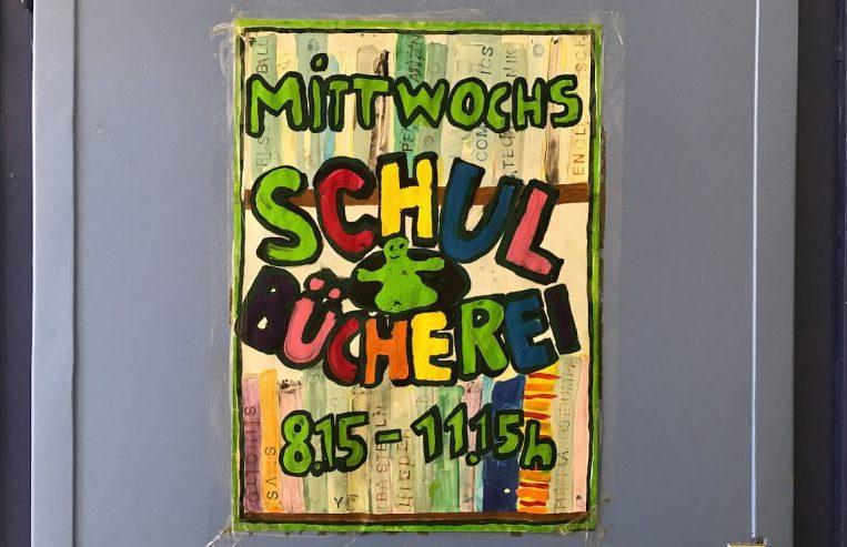 Gemeinschaftsgrundschule Zwirnerstrasse Bücherei