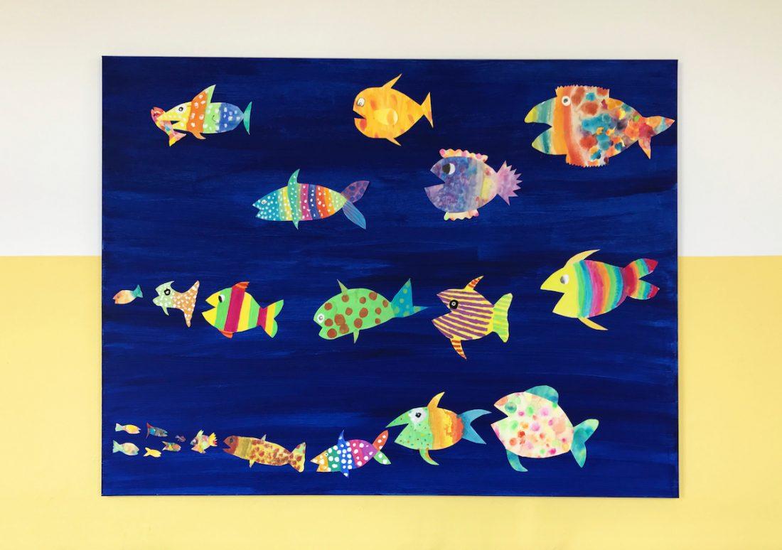 Gemeinschaftsgrundschule Zwirnerstrasse Flurfische