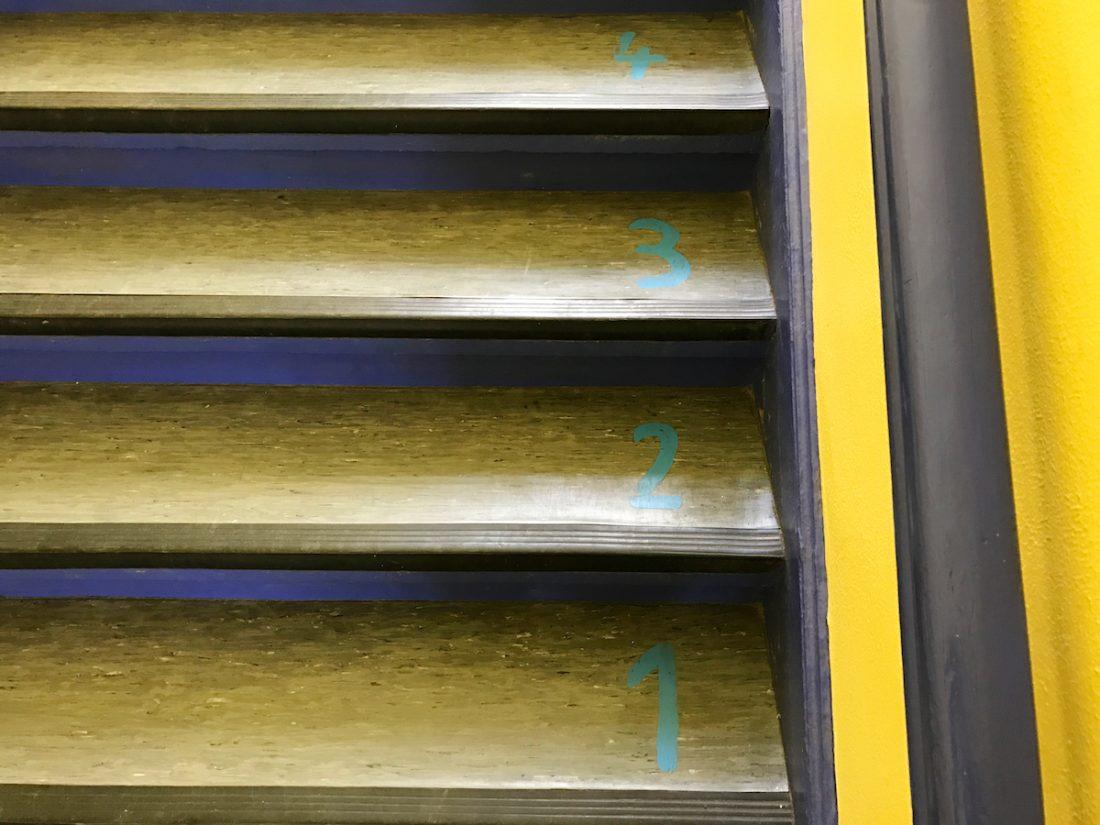 Gemeinschaftsgrundschule Zwirnerstrasse Treppe