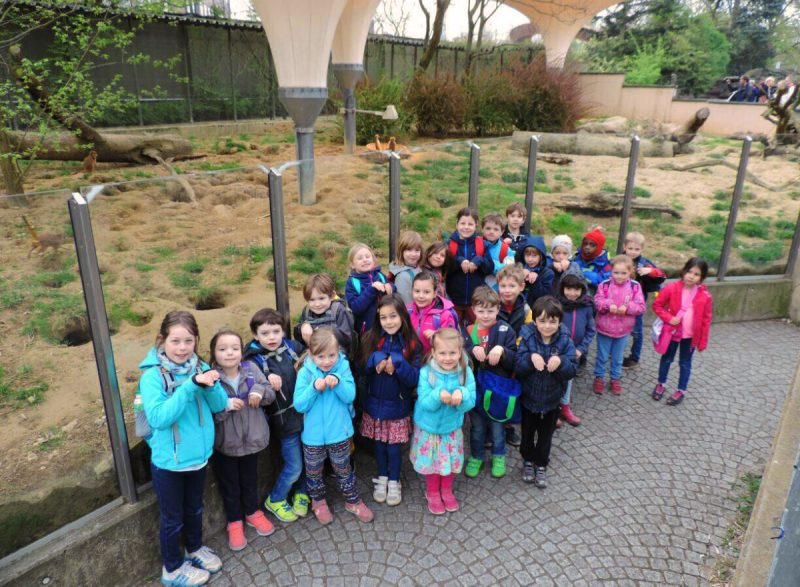 Gemeinschaftsgrundschule Zwirnerstrasse im Zoo
