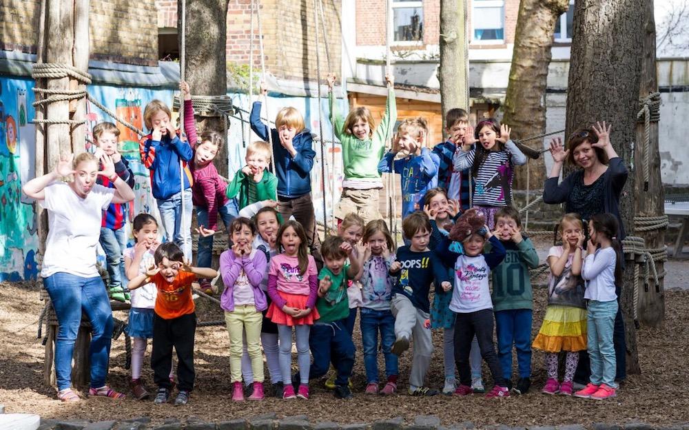 Gemeinschaftsgrundschule Zwirnerstrasse: Klasse 1a