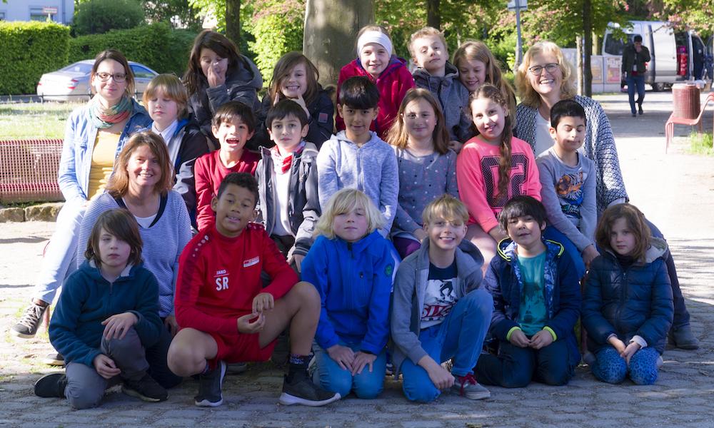 Gemeinschaftsgrundschule Zwirnerstrasse: Klasse 3a