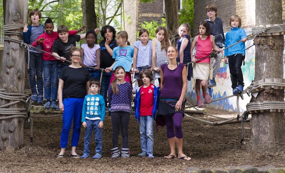 Gemeinschaftsgrundschule Zwirnerstrasse: Klasse 3b