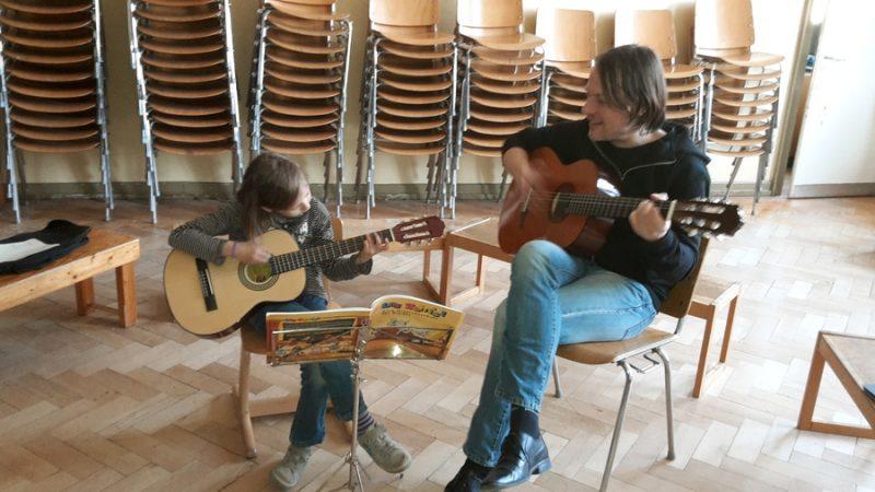 Gemeinschaftsgrundschule Zwirnerstrasse Jazz House Schule