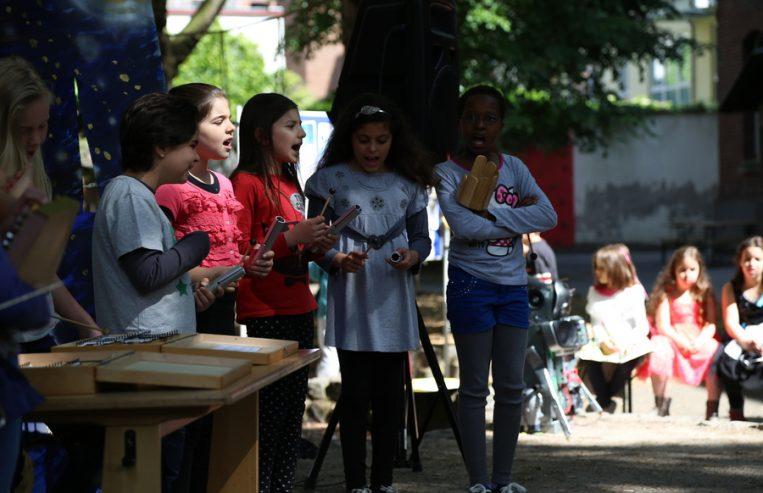 Gemeinschaftsgrundschule Zwirnerstrasse Musik