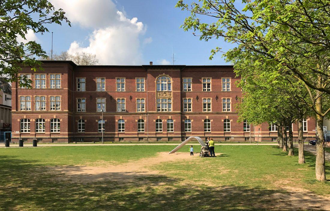 Gemeinschaftsgrundschule Zwirnerstrasse