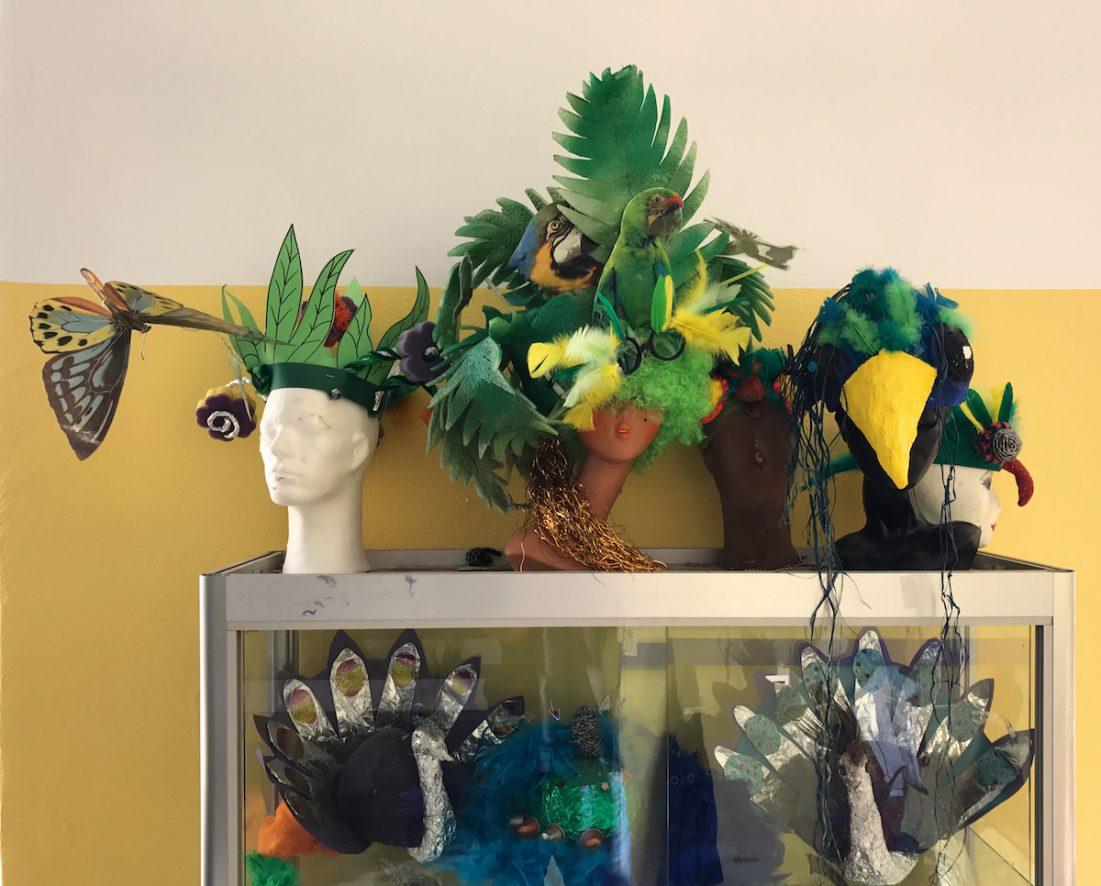 Gemeinschaftsgrundschule Zwirnerstrasse Masken