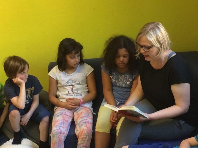 Gemeinschaftsgrundschule Zwirnerstrasse Lesepaten